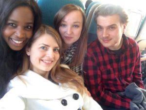 Challenge Team by Train 2016